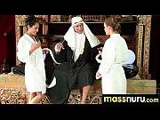 женщина врач сосёт мужской член