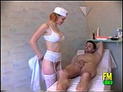 sexy french nurse comes in rescue of a.