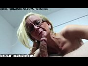 blonde milf treated like a complete whore