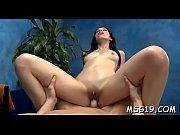 flawless babe likes to ride knob
