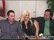 Sissy Hubby Watches Horny Wife