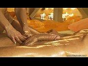 gorgeous golden blonde milf massage