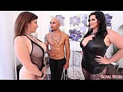 king noire and angelina castro dominate sara jay.
