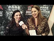 Digital Playground Fetish and BDSM Porn Star Stoya Interviewed at the AVN Awards