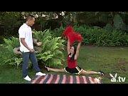 flexible cheerleader gets fucked!