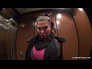London Keyes Naked Across America&quot_ New Jersey Part 2