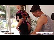 Blonde Cougar Sara Jay Gets Big Jugs Fucked HD