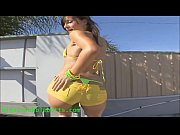 bubble butt slut in hot bikini showing her.