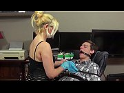 dentist bondage blowjob