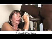 White MILF Fucks Black Cock mature interracial 3