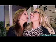 lesbo girl (julia &amp_ olivia) get hard punishment.