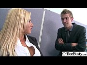 (britney shannon) Big Tits Office Slut Girl Banged Hardcore vid-06
