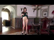 anya olsen strips and loves herself