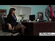 (mercedes carrera) Sexy Busty Office Girl Bang Hardcore Style video-24