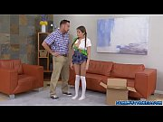 Asian teen Sami Parker gave her pussy to dad