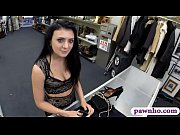 Hot babe sells her ring and gets banged by pawn dude