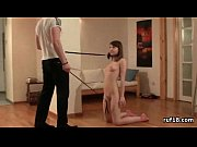 playful teen introduced to hard bdsm.