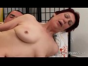 порно баба в сперми