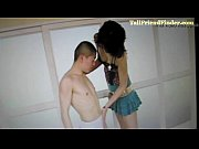 JAPANESE TALL GIRL FUCKS MALE
