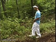 Lonely twinky walker gets ass-shagged in the woods Thumbnail
