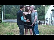 public sex threesome orgy with a.