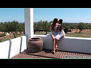 sylvia deluxa and danika enjoy playing