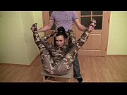 Acrobatic sex for elastic girl fucked by a hard cock
