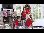 Skinny teen grandpa Heathenous Family Holiday Card