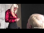 Blonde German mature slut cheating on her husband in amateur video