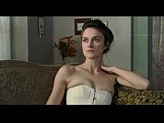 keira knightley - showing tits while.