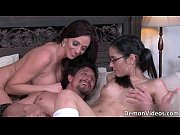 nasty brunette bitches get pounded hard