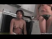 Slutty latin whore blows stiff sex toy Thumbnail