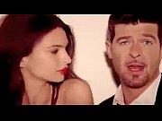 â_–_¶_ Robin Thicke_Blurred Lines Version Non-Censuré_e - YouTube