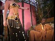belly dancer destroyed by her black.