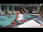 Great pool party turns nasty Thumbnail