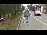 Bursting To Pee In Public, Pretty Young Girl Can&#039_t Skip A Wetting Accident