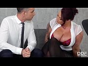 Busty Readhead Harmony Reigns Fucks Her Empolyee