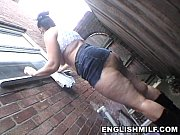 big ass bbw english milf public flashing no panties