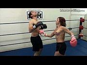 femdom boxing beatdowns - wimp gets.