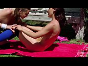 GIRLS GONE WILD - One on One With Young Lesbian Amateurs Emily & Tess Playing Soccer