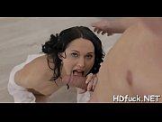 Hämmästyttävä hieronta kovaa seksiä