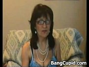 Horny mature stripping and teasing Thumbnail