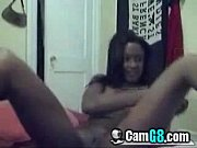 Wonderful Black Teen Play Anal on Webcam - camg8