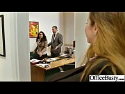 Office Girl (cathy heaven) With Big Melon Tits Love Sex movie-23