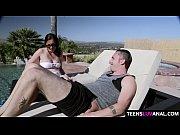 секс с жгучей грудастой красоткой видео
