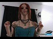 liz vicious gothic girl creampie pov