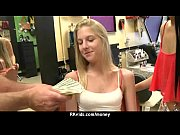 Sex for cash turns shy girl into a slut 15