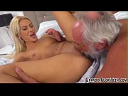 Hos ass tongued by gramps