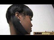Hot ebony bukkake gangbang 15