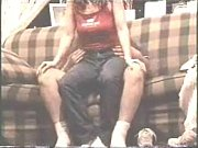 Wife  Colleen Stripped On Couch